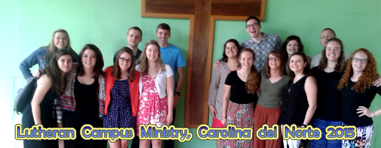 campus ministry nc